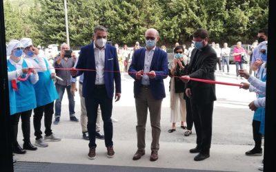 """Inaugurazione nuova sede della """"Bottega Azzurra"""""""
